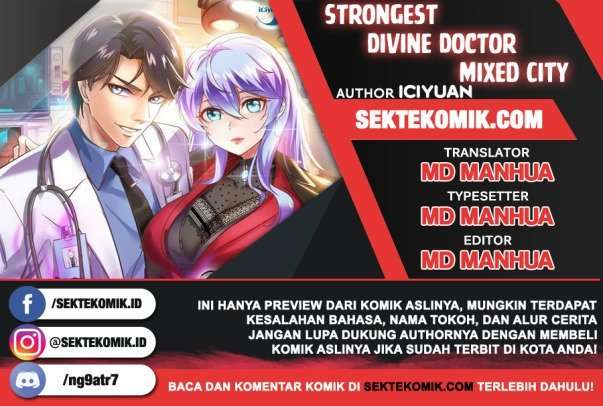 Strongest Divine Doctor Mixed City Chapter 162