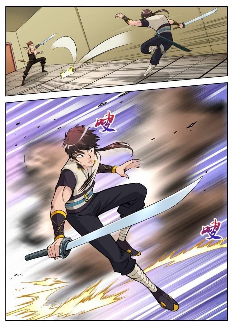 Greatest Sword Immortal Chapter 48