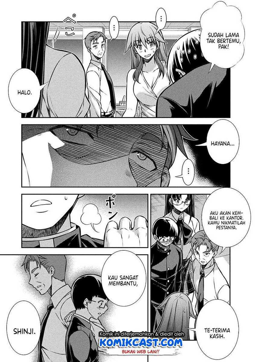 Silver Plan To Redo From Jk Chapter 21
