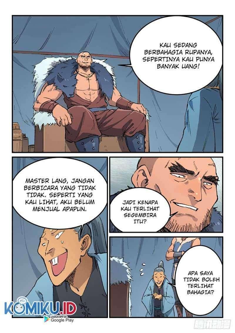 Star Martial God Technique Chapter 453