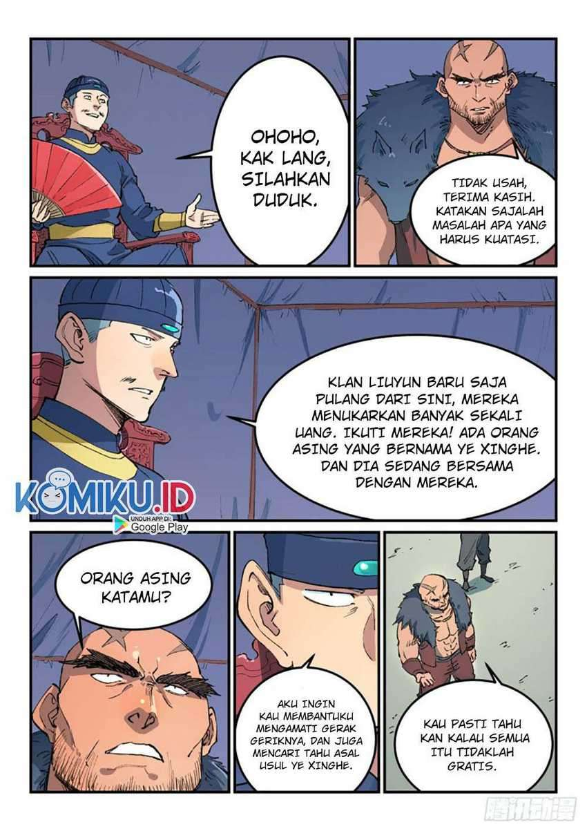 Star Martial God Technique Chapter 455