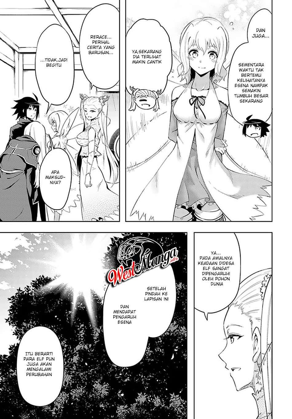 Tono Kanri O Shite Miyou Chapter 41