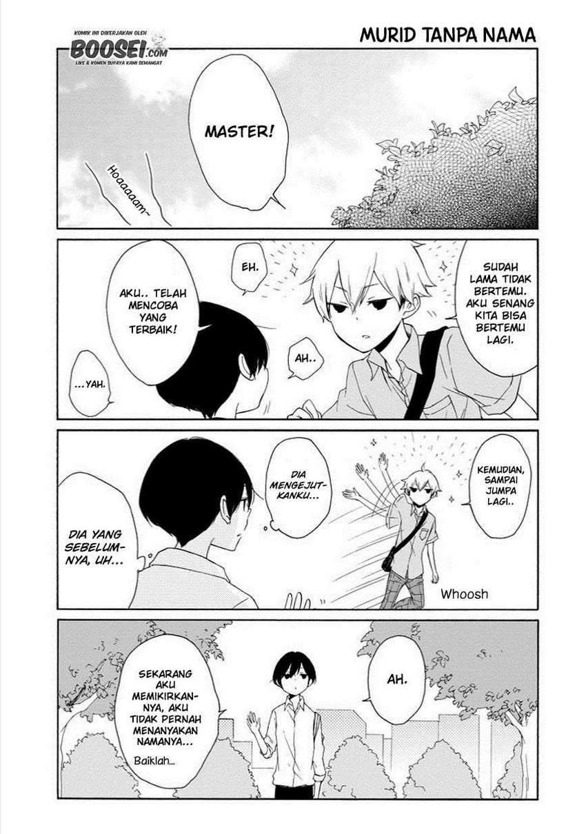 Tanaka-kun Wa Itsumo Kedaruge Chapter 50