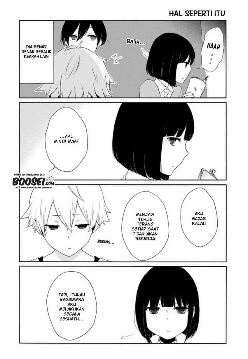 Tanaka-kun Wa Itsumo Kedaruge Chapter 53