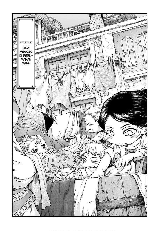 Hakumei To Mikochi Chapter 57