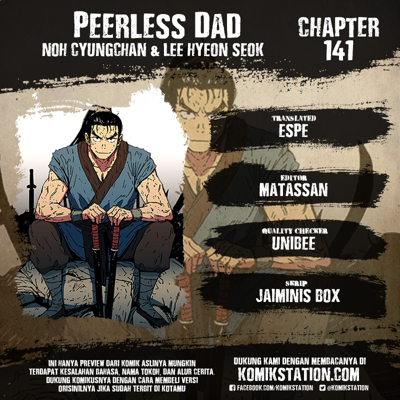 Peerless Dad Chapter 141