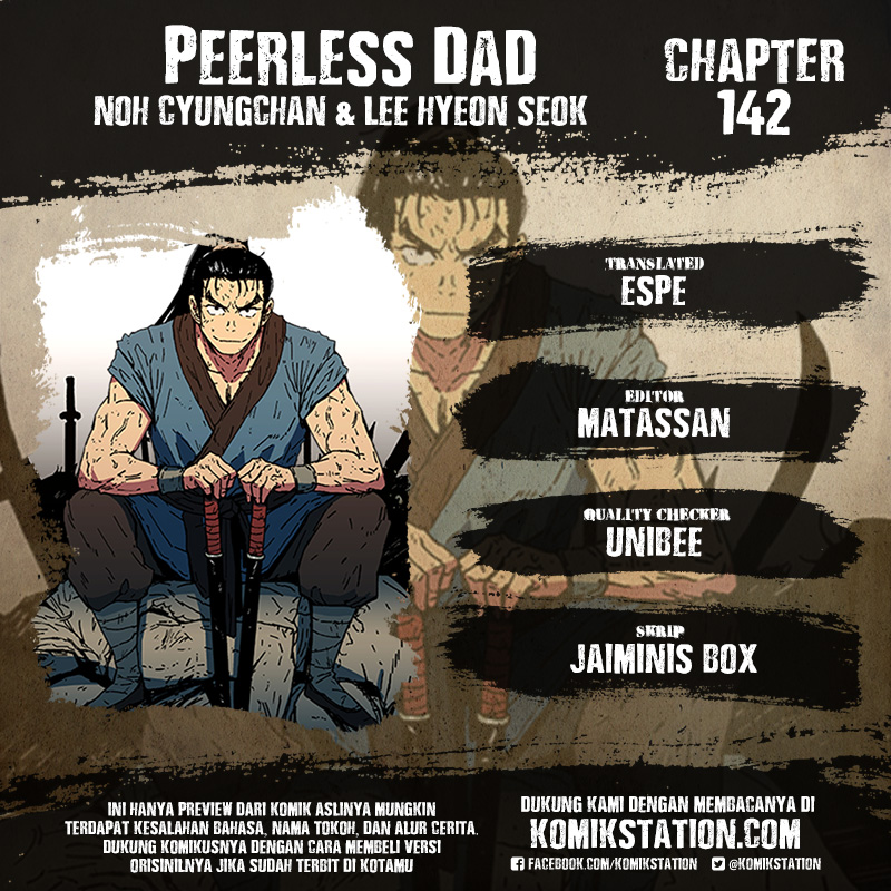 Peerless Dad Chapter 142
