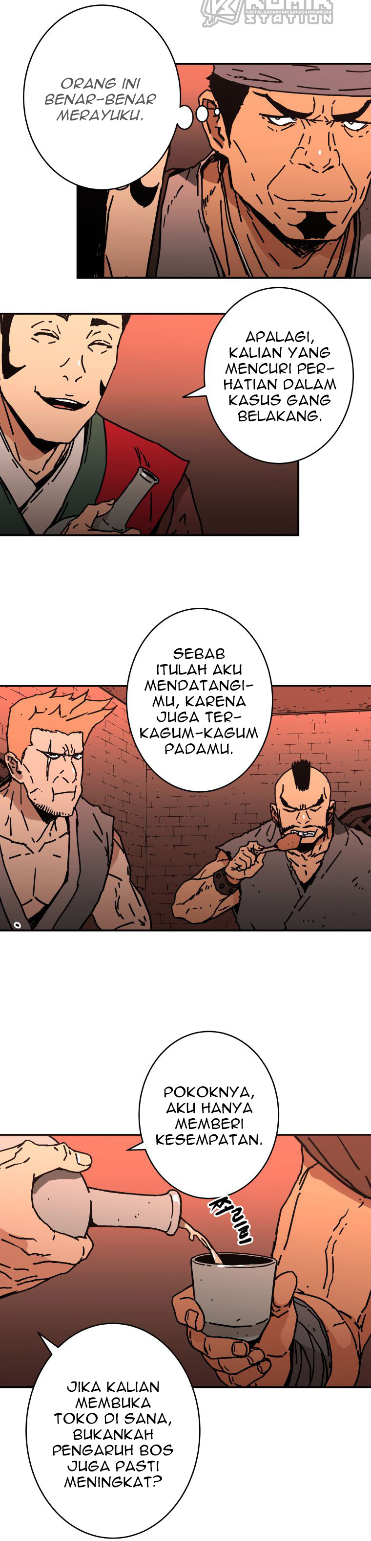 Peerless Dad Chapter 151
