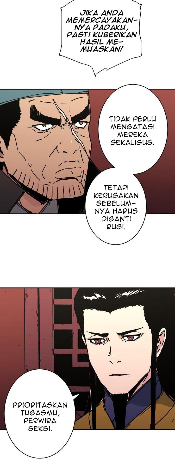 Peerless Dad Chapter 157
