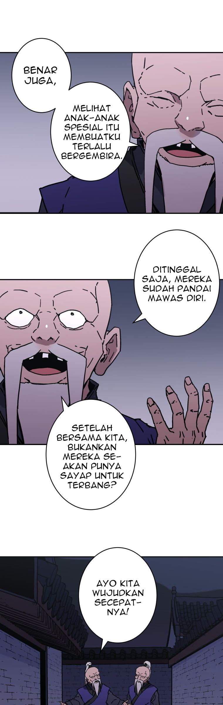 Peerless Dad Chapter 164