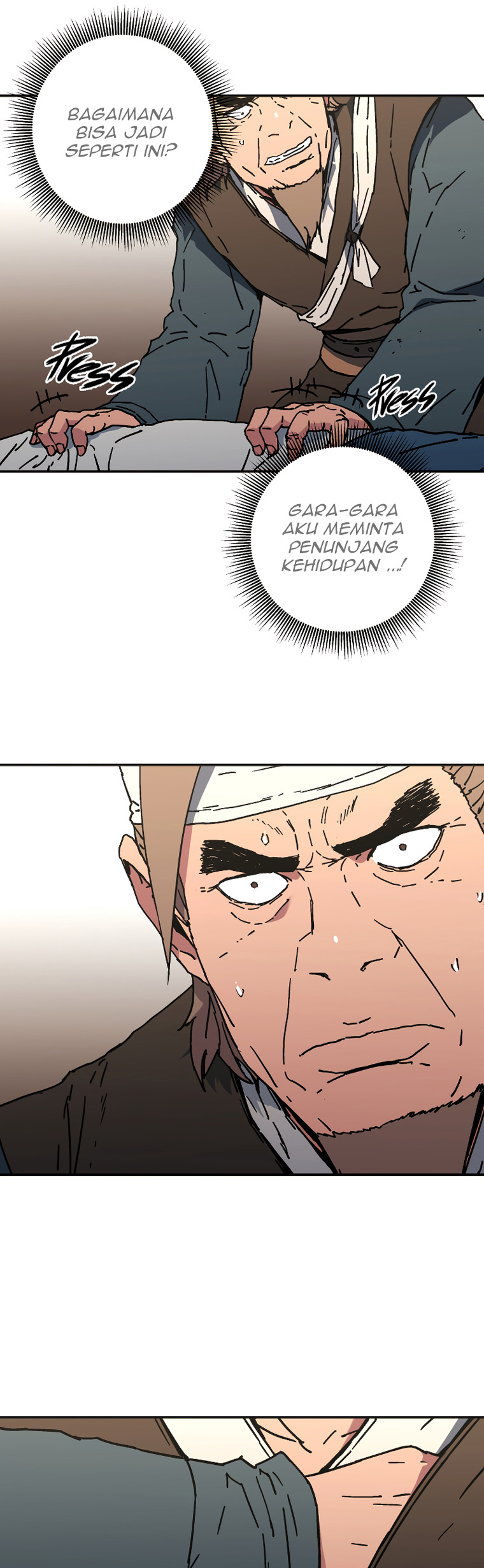Peerless Dad Chapter 169