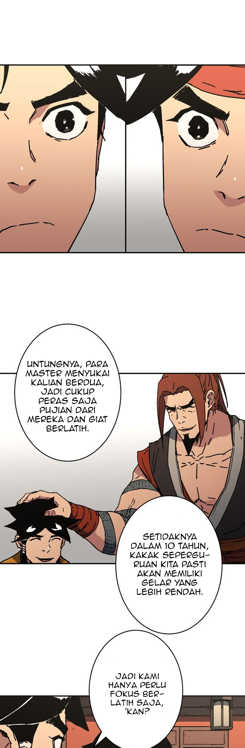 Peerless Dad Chapter 178