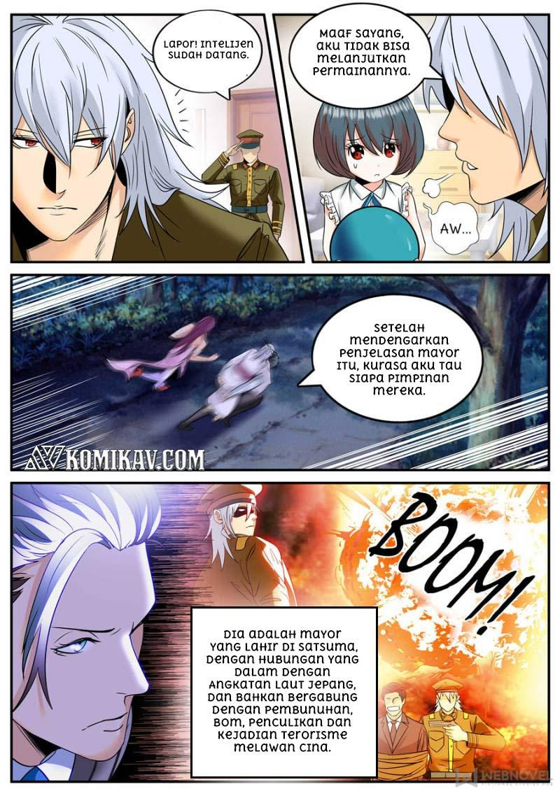The Superb Captain In The City Chapter 219