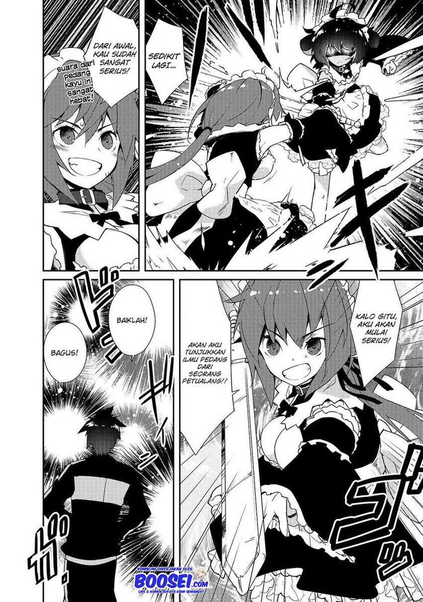 Zettai Ni Hatarakitakunai Dungeon Master Ga Damin Wo Musaboru Made Chapter 15