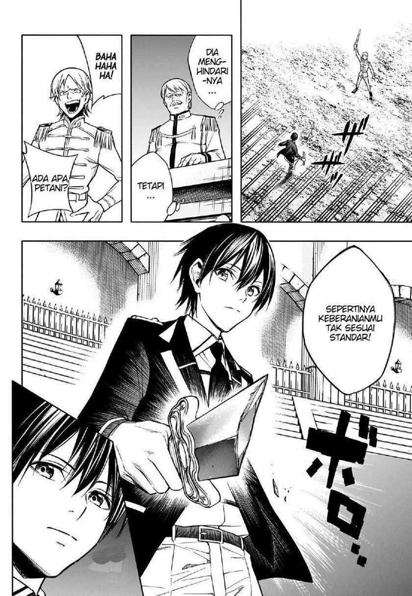 Ouritsu Mahou Gakuen No Saikasei Slum Agari No Saikyou Mahoushi, Kizoku Darake No Gakuen De Musou Suru Chapter 8