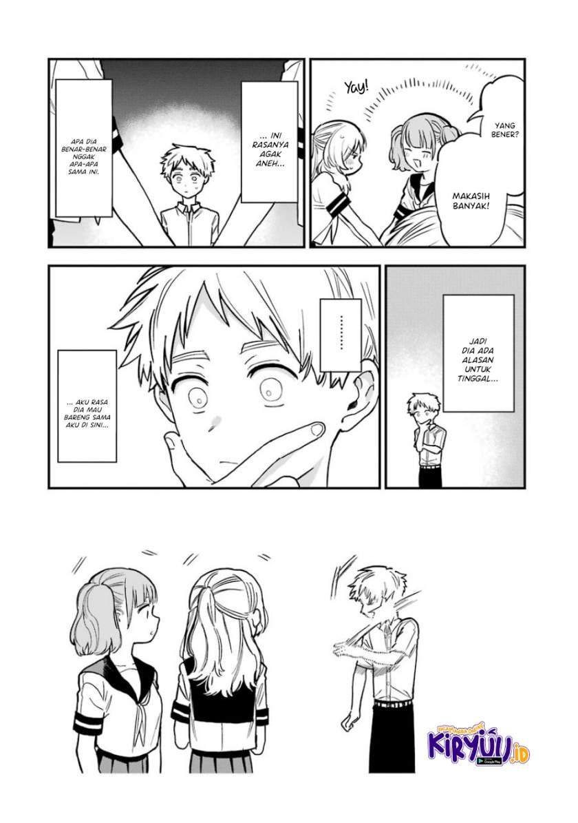 Sukinako Ga Megane Wo Wasureta Chapter 56