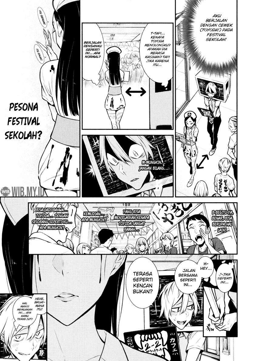 Yancha Gal No Anjo-san Chapter 37